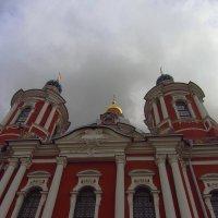 Храм и чуть-чуть небо :: Андрей Лукьянов