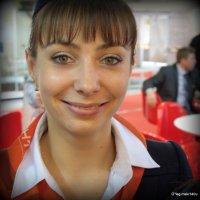 приветливая и улыбчивая :: Олег Лукьянов