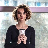 Кофе и йога :: Павел Ребрук
