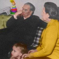 Дедуля и Бабуля :: Михаил Филатов