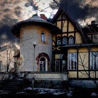 дом с приведениями :: ник. петрович земцов