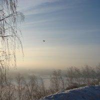 Холодный закат :: Сергей Тагиров