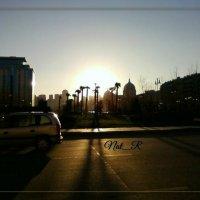 кусочек Востока в современном городе :: maxim
