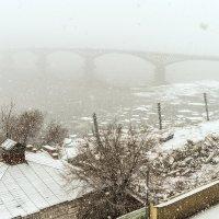 последний снегопад :: Андрей ЕВСЕЕВ