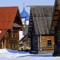 музей деревяннного зодчества :: Наталья Рыжкова