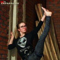 The super star of the rock climbing. Udmurt republic :: Вячеслав Ложкин