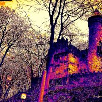 Легенда старого замка :: Nina Yudicheva