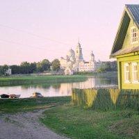 Утро на озере Селегер :: Олег Юстинович Гедрович