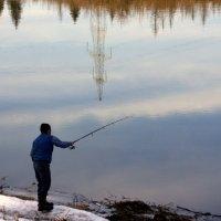 Ловись рыбка... :: Олег Юстинович Гедрович