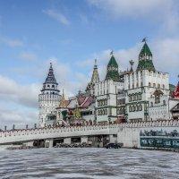Измайловский кремль :: Екатерина