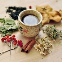 чай с травами :: Галина Фуникова