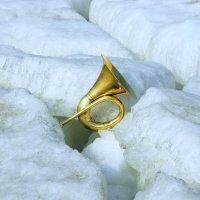 Лёд, весна и медные трубы... :: Андрей Решетько