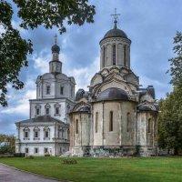 Спасо-Андроников монастырь. :: Евгений Голубев