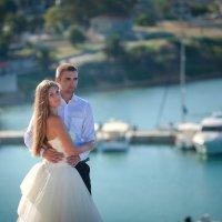 Свадьба в Греции :: Damianos Maximov