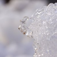 Весенний лед :: Andy Bayt
