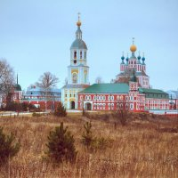 Рождество-Богородичный Санаксарский монастырь :: Константин