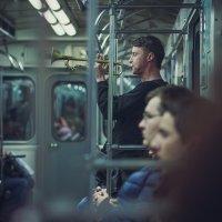 Будни в метро. :: Степан Киянов