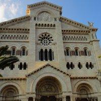 Собор Святого Николая. Кафедральный Собор Монако (Cathedrale de Monaco) :: Елена Павлова (Смолова)
