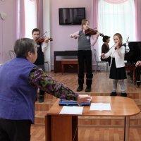 по классу скрипки... :: Ирина