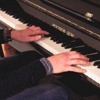 Музыка в пальцах :: Aleksandra Granichnaya
