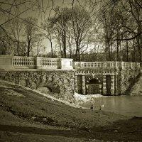парк, мост :: Артем Тимофеев