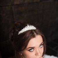 Невесты бывают разные, синие, зеленые, красные.... ))) :: Мария Корнилова