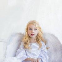 Белокурый ангел :: Ксения Базарова