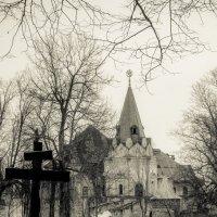 Крест :: Вячеслав Аржанухин