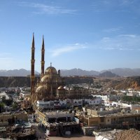 Мечеть на старом рынке Шарма. :: Lukum