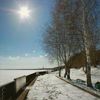 Весенняя погодка.. :: Алексей Макшаков