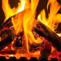 огонь :: юлия макухина