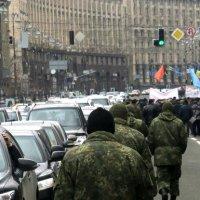 Поход на власть :: Сергей Рубан