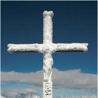 Крест под небесами . :: Игорь Абламейко