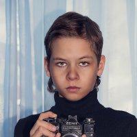 Маленький фотограф :: Руслан Галимов