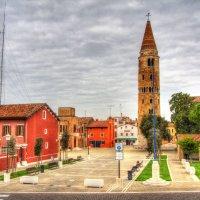 Маленькие итальянские города... :: Николай Милоградский