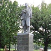 Ленин в Измайлове :: Дмитрий Никитин