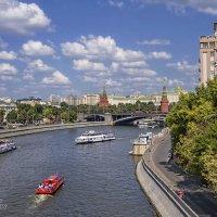Москва-река :: Владимир Макаров