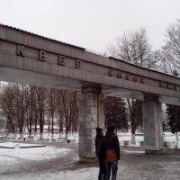 сквер в Брянске :: Павел Михалев
