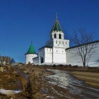 У стен Ипатьевского монастыря :: Святец Вячеслав
