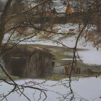 Навестила зима :: Юрий