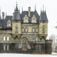 Замок Гарибальди :: Юрий Казарин