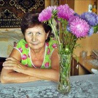 Осенний портрет :: Нина Корешкова
