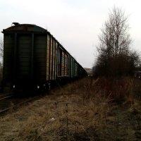 Поезд :: Дмитрий Чистяков