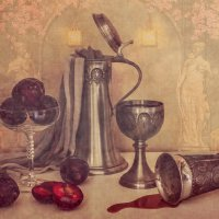 Пролитое вино :: Надежда