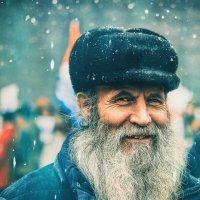 Просто милый старичок.. :: Анна Булгакова