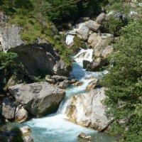 Абхазия. Водопад влюблённых. :: Анна Хоменко