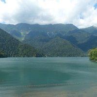 Абхазия. Озеро Рица. :: Анна Хоменко