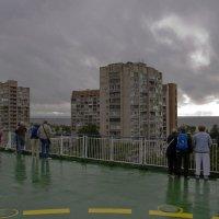 На верхней палубе-2 :: Александр Рябчиков