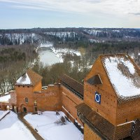 Замок и внутренний двор :: Marina Talberga