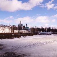 Спасский монастырь :: kolyeretka